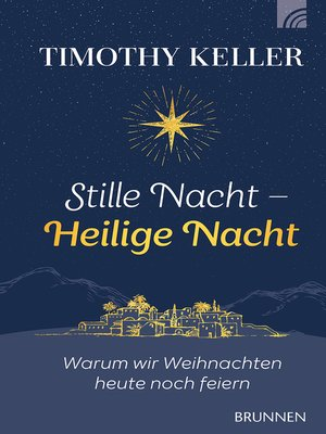 cover image of Stille Nacht--Heilige Nacht