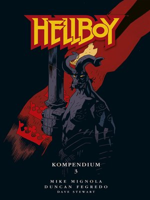 cover image of Hellboy Kompendium 3