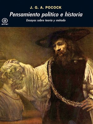 cover image of Pensamiento político e historia