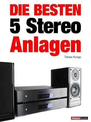 cover image of Die besten 5 Stereo-Anlagen