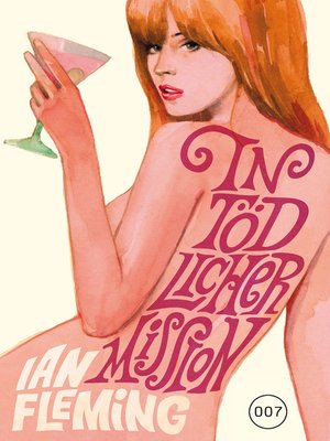 cover image of James Bond 08--In tödlicher Mission