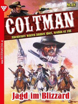 cover image of Coltman 18--Erotik Western