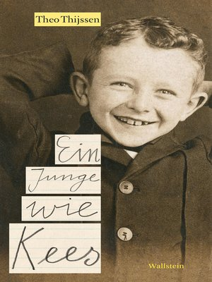 cover image of Ein Junge wie Kees