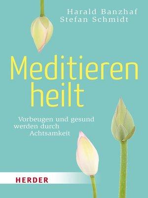 cover image of Meditieren heilt