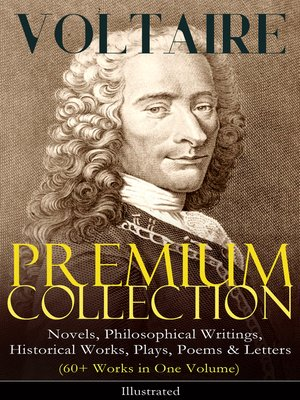 cover image of VOLTAIRE--Premium Collection
