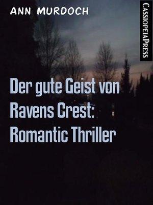 cover image of Der gute Geist von Ravens Crest