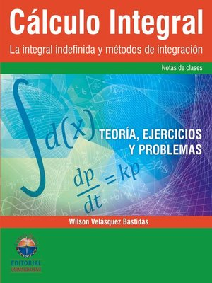 cover image of Cálculo Integral
