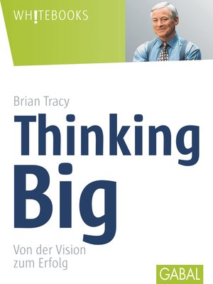 cover image of Thinking Big
