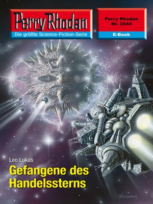 cover image of Perry Rhodan 2544