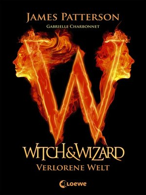 cover image of Witch & Wizard 1--Verlorene Welt