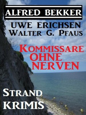cover image of Kommissare ohne Nerven