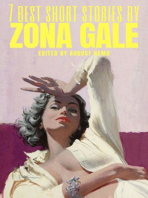 cover image of 7 best short stories by Zona Gale
