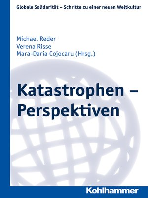 cover image of Katastrophen--Perspektiven