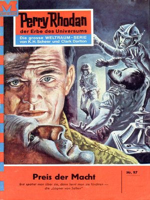 cover image of Perry Rhodan 97