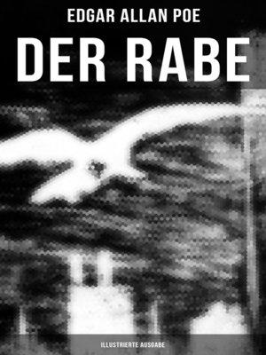 cover image of DER RABE (Illustrierte Ausgabe)
