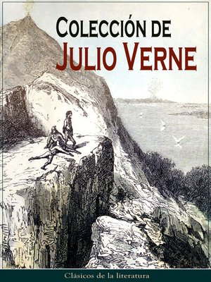cover image of Colección de Julio Verne