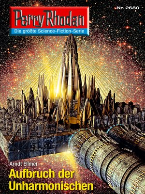 cover image of Perry Rhodan 2680