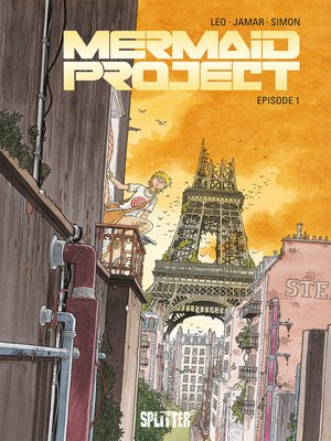 cover image of Mermaid Project. Band 1