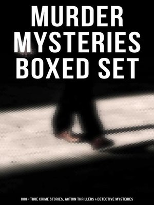 cover image of Murder Mysteries Boxed Set