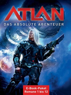 cover image of Atlan--Das absolute Abenteuer (Sammelband)