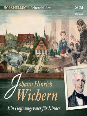 cover image of Johann Hinrich Wichern