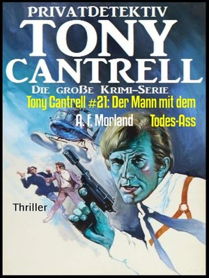 cover image of Tony Cantrell #21