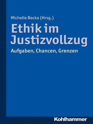 cover image of Ethik im Justizvollzug
