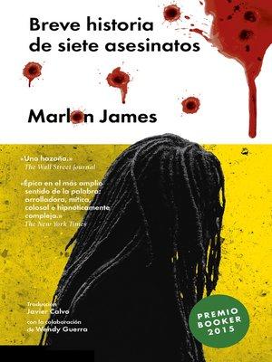 cover image of Breve historia de siete asesinatos