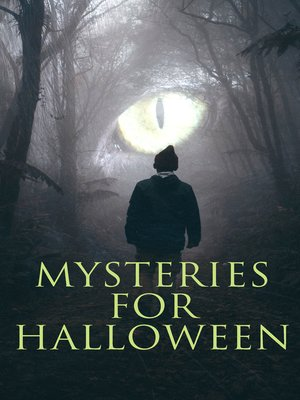 cover image of Mysteries for Halloween
