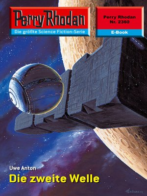 cover image of Perry Rhodan 2360