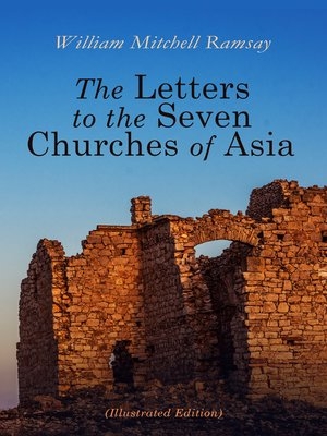 cover image of The Letters to the Seven Churches of Asia (Illustrated Edition)