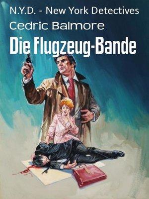 cover image of Die Flugzeug-Bande