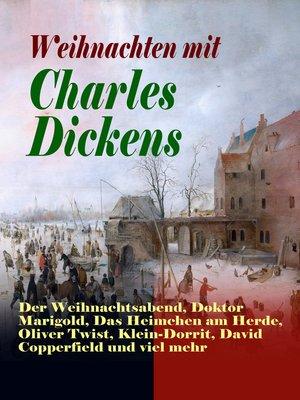 cover image of Weihnachten mit Charles Dickens