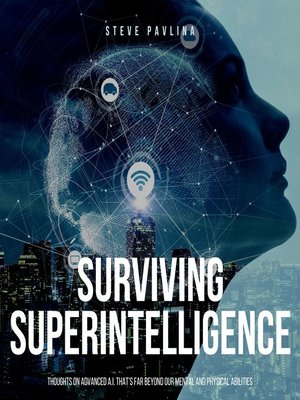 cover image of Surviving Superintelligence