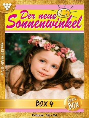 cover image of Der neue Sonnenwinkel Jubiläumsbox 4 – Familienroman