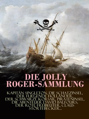 cover image of Die Jolly Roger-Sammlung
