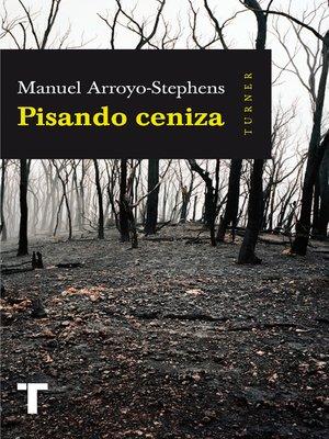 cover image of Pisando ceniza