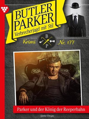 cover image of Butler Parker 177 – Kriminalroman
