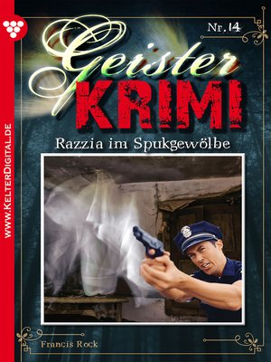 cover image of Geister-Krimi 14--Gruselroman