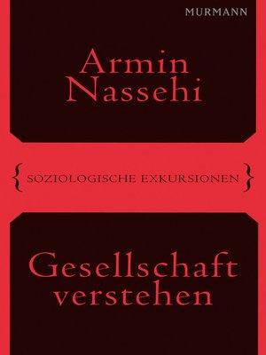 cover image of Gesellschaft verstehen