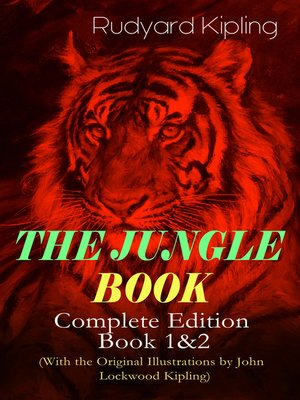 cover image of The Jungle Book – Complete Edition