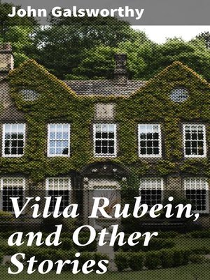 cover image of Villa Rubein, and Other Stories