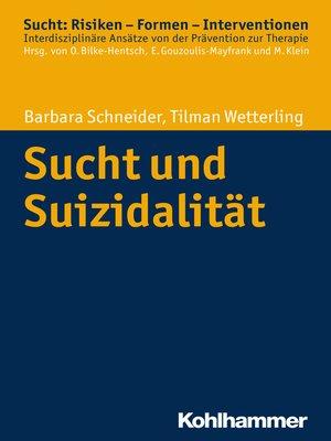 cover image of Sucht und Suizidalität