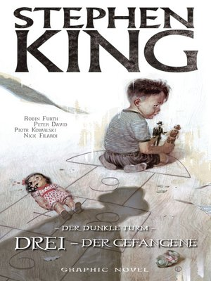 cover image of Stephen Kings Der dunkle Turm, Band 12--Drei--Der Gefangene