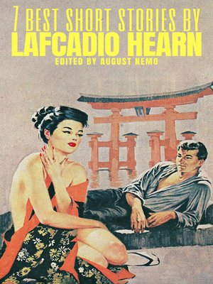cover image of 7 best short stories by Lafcadio Hearn