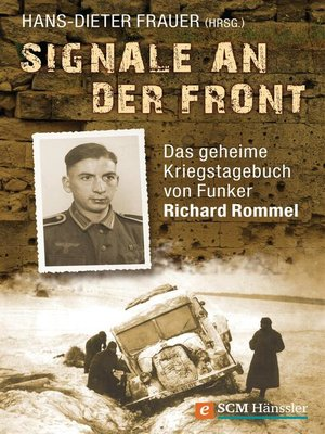 cover image of Signale an der Front