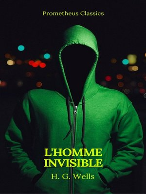 cover image of L'Homme invisible (Prometheus Classics)
