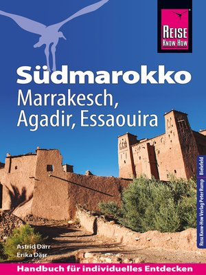 cover image of Reise Know-How Südmarokko mit Marrakesch, Agadir und Essaouira