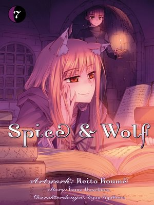 cover image of Spice & Wolf, Band 7