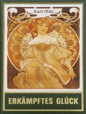 cover image of Erkämpftes Glück